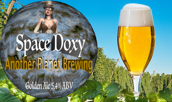 Space Doxy Golden Ale